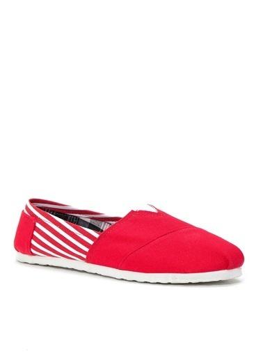 Y-London Ayakkabı Kırmızı